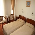Cameră cu 2 paturi