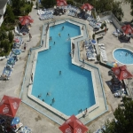 Hotel Amiral - Swimming pool