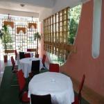 Terasa restaurant Deva