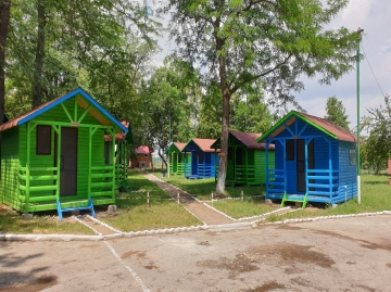 Camping Lacu Sărat - Facilities